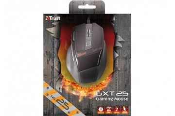 Miške TRUST Trust GXT 25 gaming miška, USB