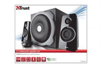 Zvočniki TRUST Trust Tytan 2.1 zvočniki