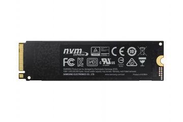 SSD diski Samsung  Samsung 500GB 870 EVO SSD NVMe M.2 disk