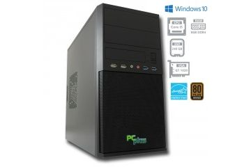 Namizni računalniki PCplus   PCPLUS e-office i5-7400 8GB 240GB GT1030 Windows 10 Pro namizni računalnik