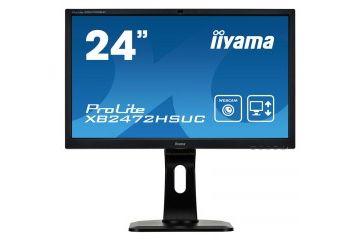 LCD monitorji IIYAMA  IIYAMA PROLITE XB2472HSUC-B1 60 cm (23,6') FHD VA LED VGA/DVI/DP zvočniki monitor