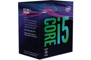 Procesorji Intel  Intel Core i5 8400 BOX procesor, Coffee Lake
