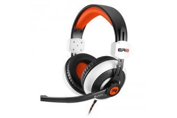 Slušalke   SHARKOON RUSH ER2 belo/oranžne gaming slušalke