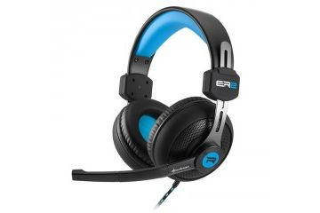 Slušalke   SHARKOON RUSH ER2 črne/modre gaming slušalke