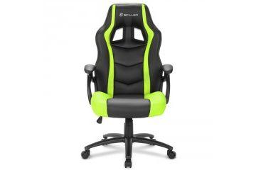 oprema   SHARKOON SKILLER SGS1 črn/zelen gaming stol