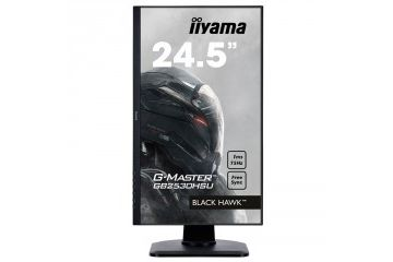 LCD monitorji IIYAMA  IIYAMA GB2530HSU-B1 62,2cm (24,5') FHD TN DVI/HDMI/DP FreeSync 1ms zvočniki gaming LED LCD monitor
