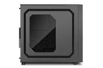 PC Ohišja   SHARKOON VS4-W midiATX ohišje