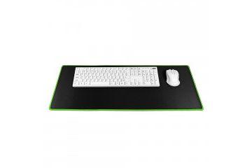 Podloge 9H  9H Podloga za miško in tipkovnico črno/zelena L
