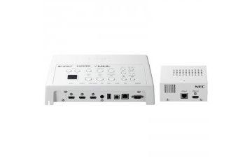 Dodatki NEC  NEC HDBaseT Switcher/Receiver NP01SW2 stikalo