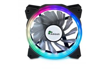 CPU hladilniki INTER-TECH  INTER-TECH Argus RS03 RGB 120mm 3v1 set ventilatojev