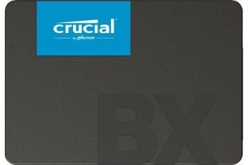 SSD diski CRUCIAL  Crucial BX500 240GB 3D NAND SATA 2.5' SSD