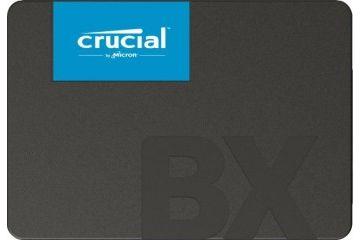 SSD diski CRUCIAL  Crucial BX500 120GB 3D NAND SATA 2.5' SSD