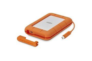 Prenosni diski 2.5' LaCie  LaCie 1TB Rugged SSD Thunderbolt & USB 3.1 Type C