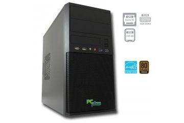 Namizni računalniki PCplus   PCPLUS e-office i3-8100 4GB 240GB SSD namizni računalnik