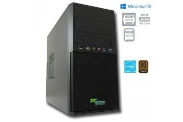 Namizni računalniki PCplus   PCPLUS e-office i3-8100 4GB 240GB SSD Windows 10 Pro namizni računalnik