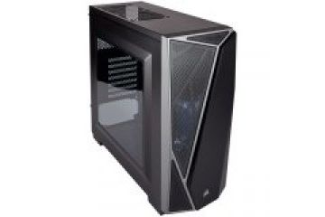 PC Ohišja CORSAIR  Corsair Carbide Series SPEC-04 Mid-Tower Gaming Case — Black/Grey