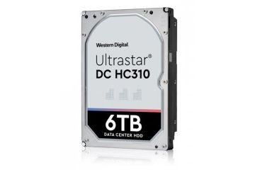 Trdi diski HITACHI  HGST/WD 6TB SATA 3 6GB/s 256MB 7200 ULTRASTAR DC HC320 7K8 512e