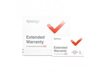 Dodatki Synology  SYNOLOGY EW202 podaljšanje garancije za 2 leti - za nove nakupe RS_ NAS strežnika