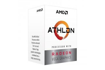 Procesorji AMD AMD ATHLON 200GE 3,2GHZ 5MB AM4 2-CORE 35W PROCESOR