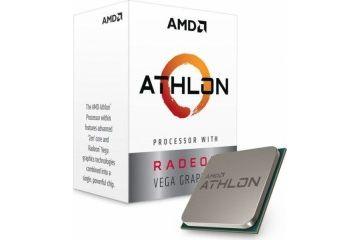 Procesorji AMD  AMD Athlon 200GE procesor z Radeon Vega3 grafiko