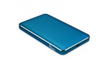 PC Ohišja INTER-TECH  INTER-TECH ARGUS GD-25609 USB Type-C za disk 6,35cm (2,5') modro zunanje ohišje