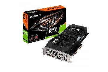 Grafične kartice Gigabyte  GIGABYTE GeForce RTX 2060 WINDFORCE 6GB GDDR6 (GV-N2060WF2OC-6GD) grafična kartica