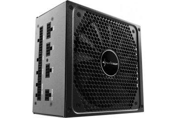 Napajalniki SHARKOON Napajalnik  Sharkoon SilentStorm CoolZero 850W, PC-napajalnik