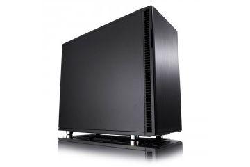 PC Ohišja   FRACTAL Define R6 Blackout MidiATX črno ohišje