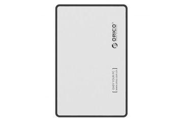 ohišja Orico  Zunanje ohišje za HDD/SSD 2,5' USB 3.0, UASP, SATA3, srebrna, ORICO 2588US3