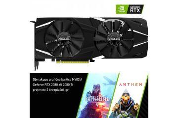 Grafične kartice Asus  ASUS GeForce RTX 2080...