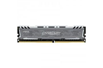 Pomnilnik CRUCIAL  CRUCIAL Ballistix Sport LT Gray 8GB DDR4-3000MHz UDIMM (BLS8G4D30BESBK) ram pomnilnik