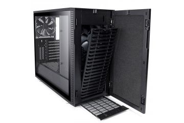 PC Ohišja   FRACTAL Define R6 Blackout TG...