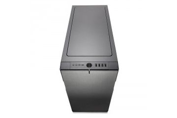 PC Ohišja   FRACTAL Define R6 USB-C Gunmetal MidiATX črno ohišje