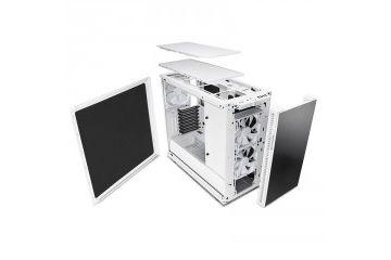 PC Ohišja   FRACTAL Define R6 USB-C White MidiATX belo ohišje