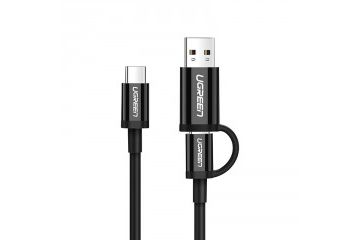 Dodatki Ugreen  Ugreen kabel USB-C (M na M) 1 m...