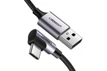 Dodatki Ugreen  Ugreen USB-C kotni kabel 0.9 m