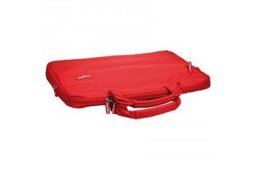 Dodatki  INDIGO Torino 15,6'' rdeča torba za...