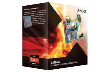 Procesorji AMD Procesor AMD A8 X4 3870K FM1...