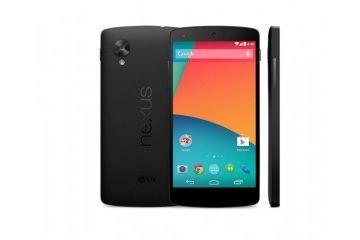 Telefoni LG Smartphone Google Nexus 5, 16 GB, črn
