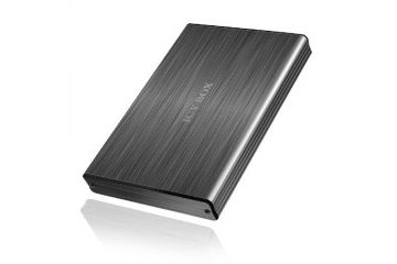PC Ohišja ICY BOX Icybox IB-231StU3-G zunanje ohišje, 2.5' SATA, USB 3.0, aluminijasto, črno