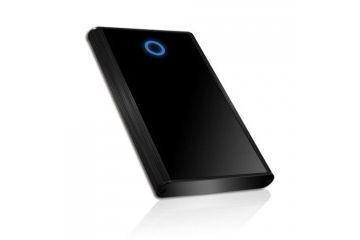 Prenosni diski 2.5' ICY BOX  Icybox IB-273StU3 zunanje ohišje, 2.5'' SATA, USB 3.0, črno