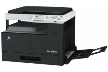 Inkjet    KONICA MINOLTA bizhub 185 laser ČB A3 multifunkcijski tiskalnik