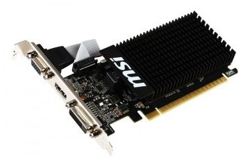Grafične kartice Gigabyte Grafična kartica  GIGABYTE GeForce GT 710 LP