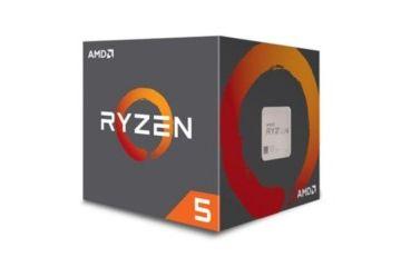 Procesorji AMD  AMD Ryzen 5 1400 procesor z Wraith Spire 65W hladilnikom