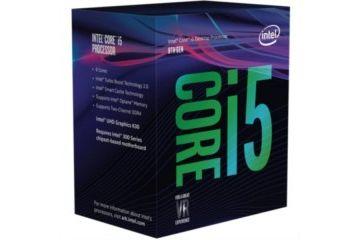 Procesorji Intel  Intel Core i5 8400 BOX procesor, Coffee Lake