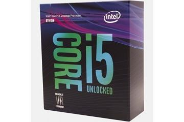 Procesorji Intel  Intel Core i5 8600K BOX procesor, Coffee Lake