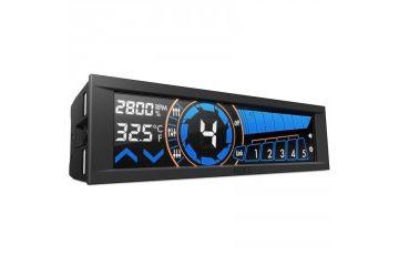 Fan Speed Controller NZXT  NZXT Sentry 3 5 kanalni (AC-SEN-3-B1) vgradni regulator ventilatorjev