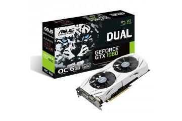 Grafične kartice Asus  ASUS Dual GeForce GTX 1060 OC 6GB GDDR5 (DUAL-GTX1060-O6G) grafična kartica