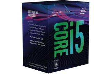 Procesorji Intel  Intel Core i5 8600K BOX procesor, Coffee Lake