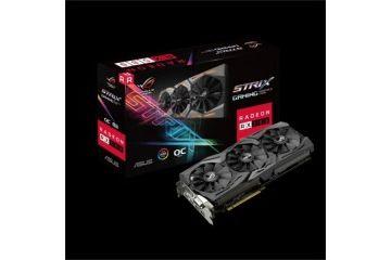 Grafične kartice Asus  Grafična kartica ASUS Radeon RX 580 STRIX OC, 8GB GDDR5, PCI-E 3.0
